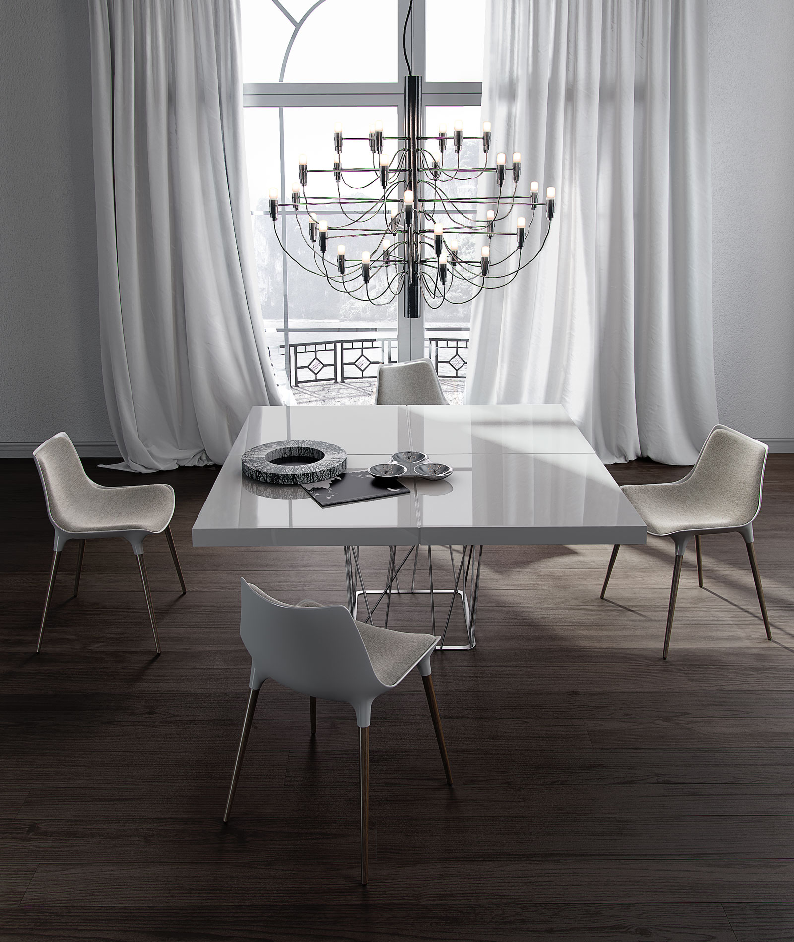 modern dining room clarges rh directplusfurniture com Rustic Dining Room Tables Coffee Tables