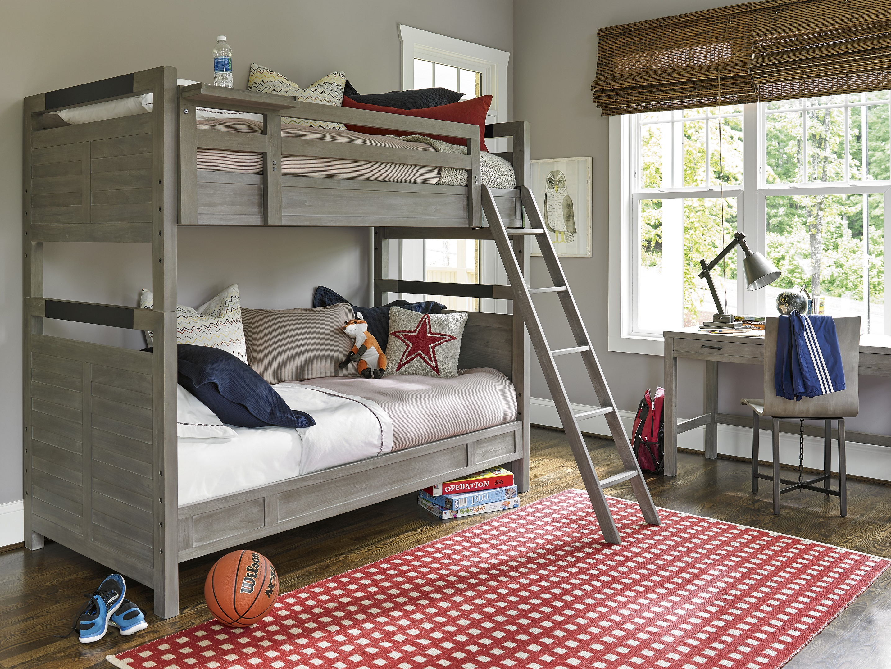 Youth Furniture Scrimmage Bunk Bed